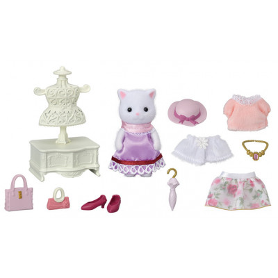 Fashion Play Set- Persian Cat
