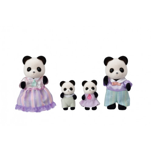 Pookie Panda Family