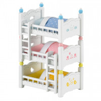 Triple Baby Bed