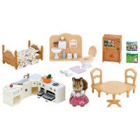 Red Roof Country Home Furniture Set