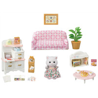 Persian Cat Girl Furniture Set