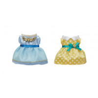 Dress Up Set(Light Blue & Yellow)