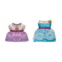 Dress Up Set(Light Purple&Blue Green)