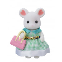 Town Girl Series - Marshmallow Mouse