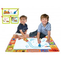 90 x 105 Playmat Set with Locomotive
