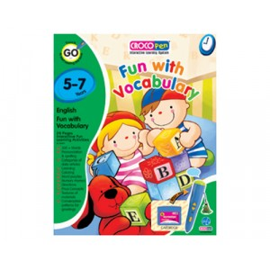 Fun with Vocabulary (5-7 Years)