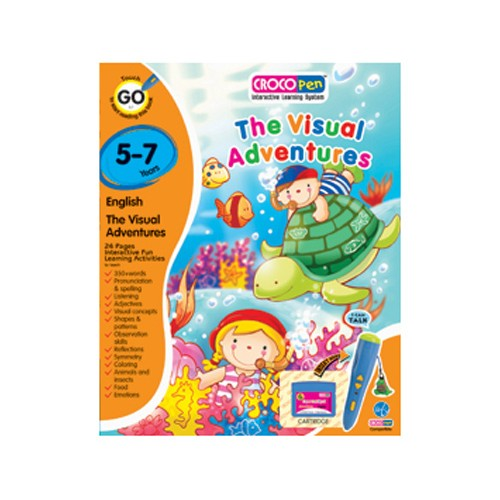 The Visual Adventures (5-7 Years)