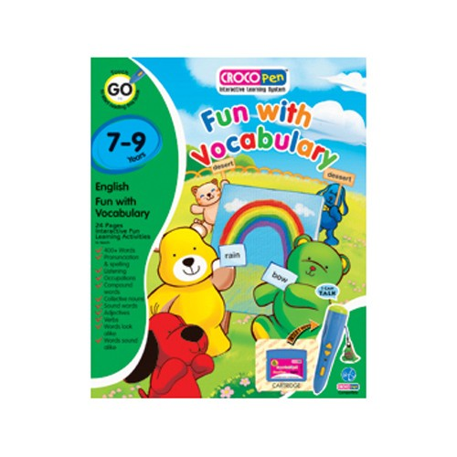 Fun with Vocabulary (7-9 Years)