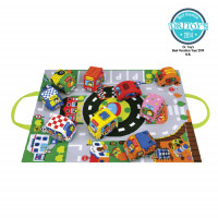 Take along play set- Cars In Town