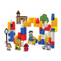 POPBO BLOCS - Create Your Own - City