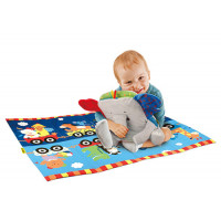 Take Along Elephant Playmat Book