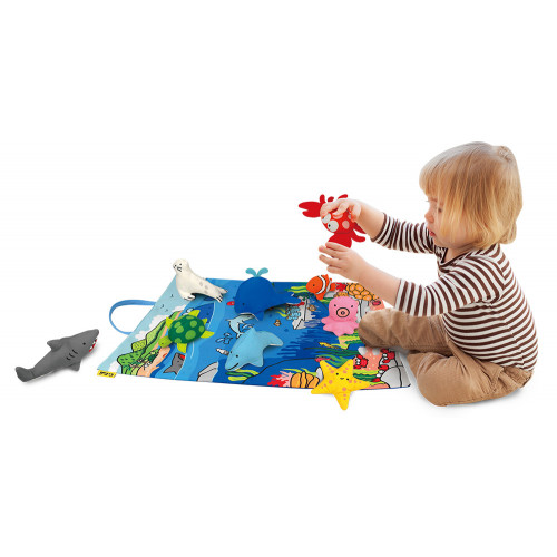 Take Along Play Set - Ocean