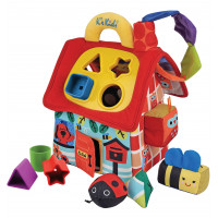 Deluxe Patrick Shape Sorting House