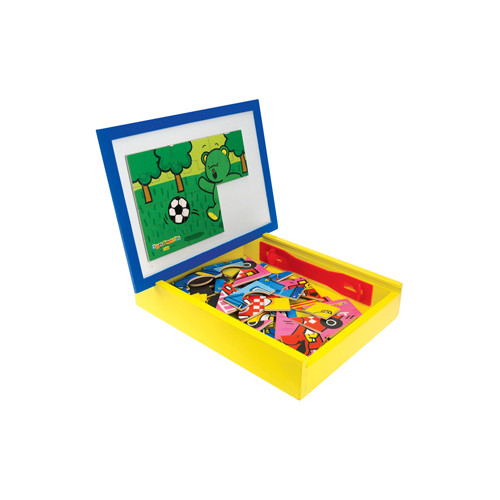 Mag-Me-On Magnetic Puzzles