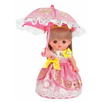Princess Dress & Umbrella Set