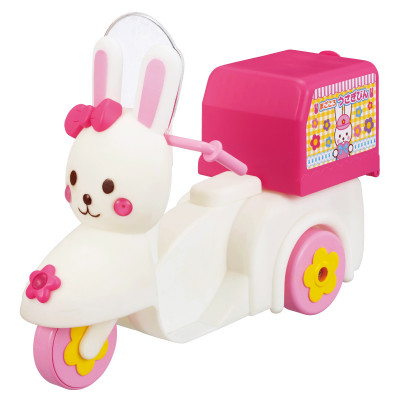 Mell Chan Rabbit Motorcycle