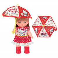 Hello Kitty Umbrella Set