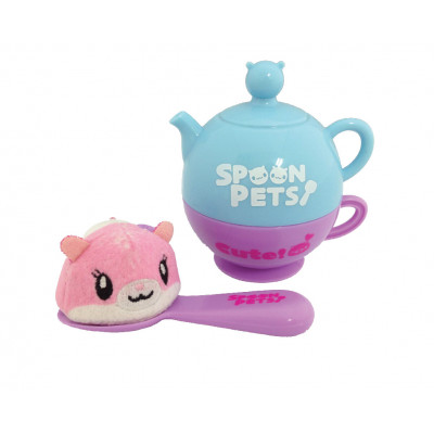 Spoon Pet Cute-Run Run